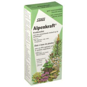 Salus® Alpenkraft® Kräuterelixir