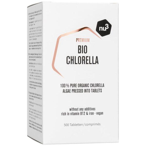 nu3 Bio Chlorella