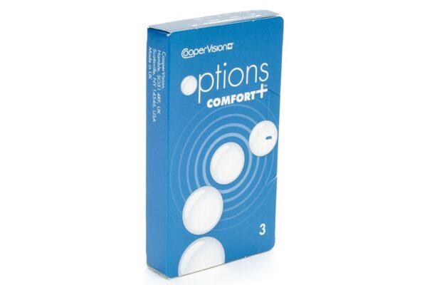 options Comfort+ 6 Monatslinsen