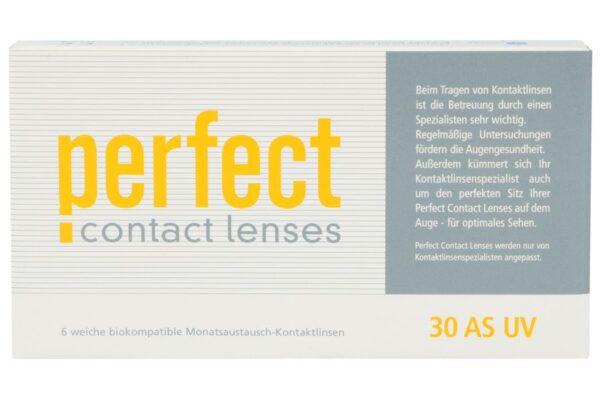 perfect 30 AS UV 6 Monatslinsen